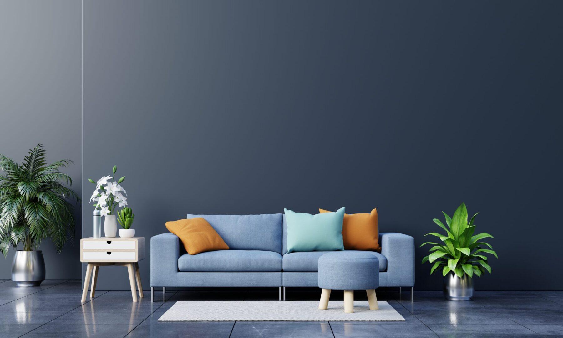 Tipos de telas usadas para Tapizar sillones y sofás